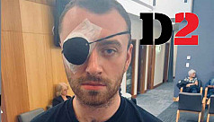 Sam Smith gets eye surgery in New...