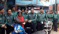 Swift police action restores Shahnaz's...
