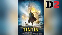 Blistering barnacles! Tintin rides again... aged 90
