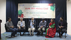 ULAB launches 1971 History Club