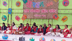 In pictures: Winter celebrated in Barisal,...
