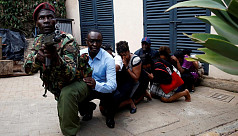 Workers in Kenya capital still trapped...