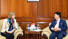 UK praises Bangladesh's achievements,...