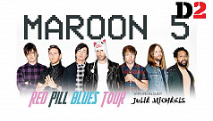 Maroon 5 to tour Bangkok in March
