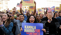Kamala Harris emerges as frontrunner...