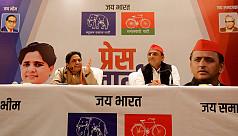 Rivals unite in Uttar Pradesh in a bid...