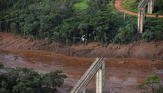 Hope fades for 300 missing in Brazil dam disaster