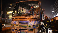 Rampage in Malibagh as reckless bus...