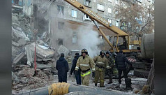 Death toll rises to 37 in Russian apartment...