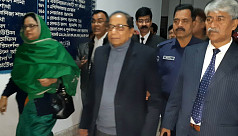 Former BNP MP Akbar jailed in sabotage...