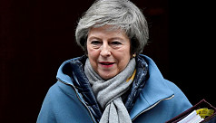 UK's May says parliament blocking Brexit...