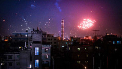 In pictures: New year celebrations in...