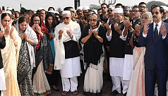 President, PM pay last respect to Syed...