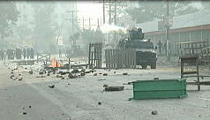30 injured in RMG workers-police clash...