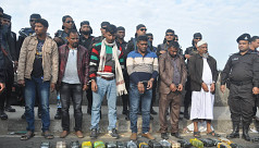 8 held with 259,000 yaba pills in...