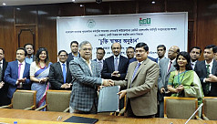 Bangladesh Bank, SME Foundation sign...
