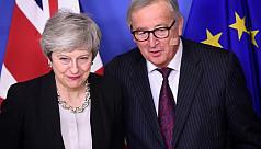 May hails Brexit talks 'progress' but...