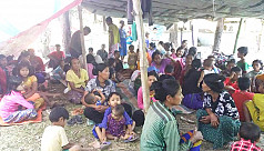 203 Buddhists from Rakhine entered Bangladesh...