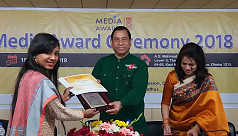 Dhaka Tribune journo bags Bandhu-UNAIDS award