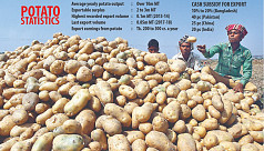 Potato glut: Only more exports can absorb...