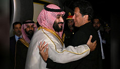Saudi crown prince begins Asia tour with US $20bn Pakistan investment pledge