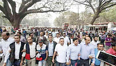 Chhatra Dal submits memorandum to VC,...