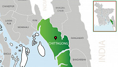Chittagong man shot in poll violence...