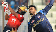 Battle of Dhaka, Comilla all-rounders...