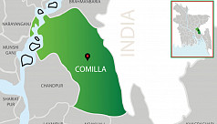 Journo, family hacked in Comilla, UP chairman arrested