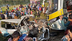 Bus-microbus collision kills 4 in...