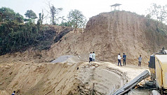 Realtor fined Tk17 lakh for razing hills...