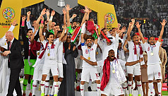 Qatar shock Japan to win first Asian...