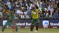 Du Plessis, Hendricks end Pakistan winning...