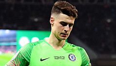 Lampard jumps to Kepa defence
