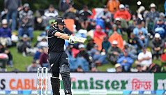 Guptill century secures ODI series for...