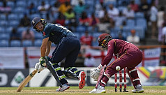 England beat West Indies by 29 runs...