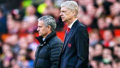 Wenger unruffled by Jose jibe
