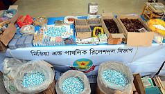 Detectives bust counterfeit medicine...