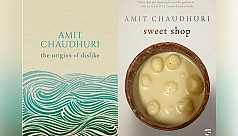 Amit Chaudhuri's new literary...