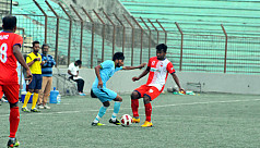 Soccer Club, Police win in Championship...