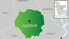 Gazipur man opens fire on mother-in-law for money