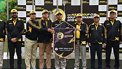 Max Group Cup Golf held