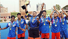 Dilkusha promoted to Premier Division...