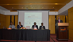 Inaugural session of the Jessup Moot Court Competition held