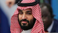 Saudi crown prince flies back to Riyadh...