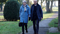 Theresa May urges Tory MPs to unite...