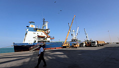 Yemen govt, rebels meet aboard UN ship