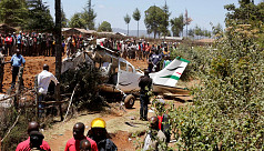 Source: 3 Americans among 5 killed in Kenya plane crash