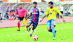 Abahani-MSC match abandoned, Saif rout...
