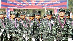 Parade and dances as Myanmar's Karen...